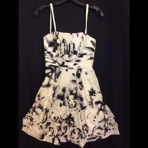 BCBG MaxAzria Strapless Cocktail Dress